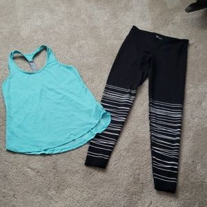 Old Navy Workout Outfit